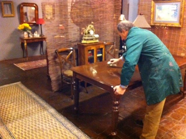 Restauradores y barnizadores en madrid - Restaurador de muebles madrid ...
