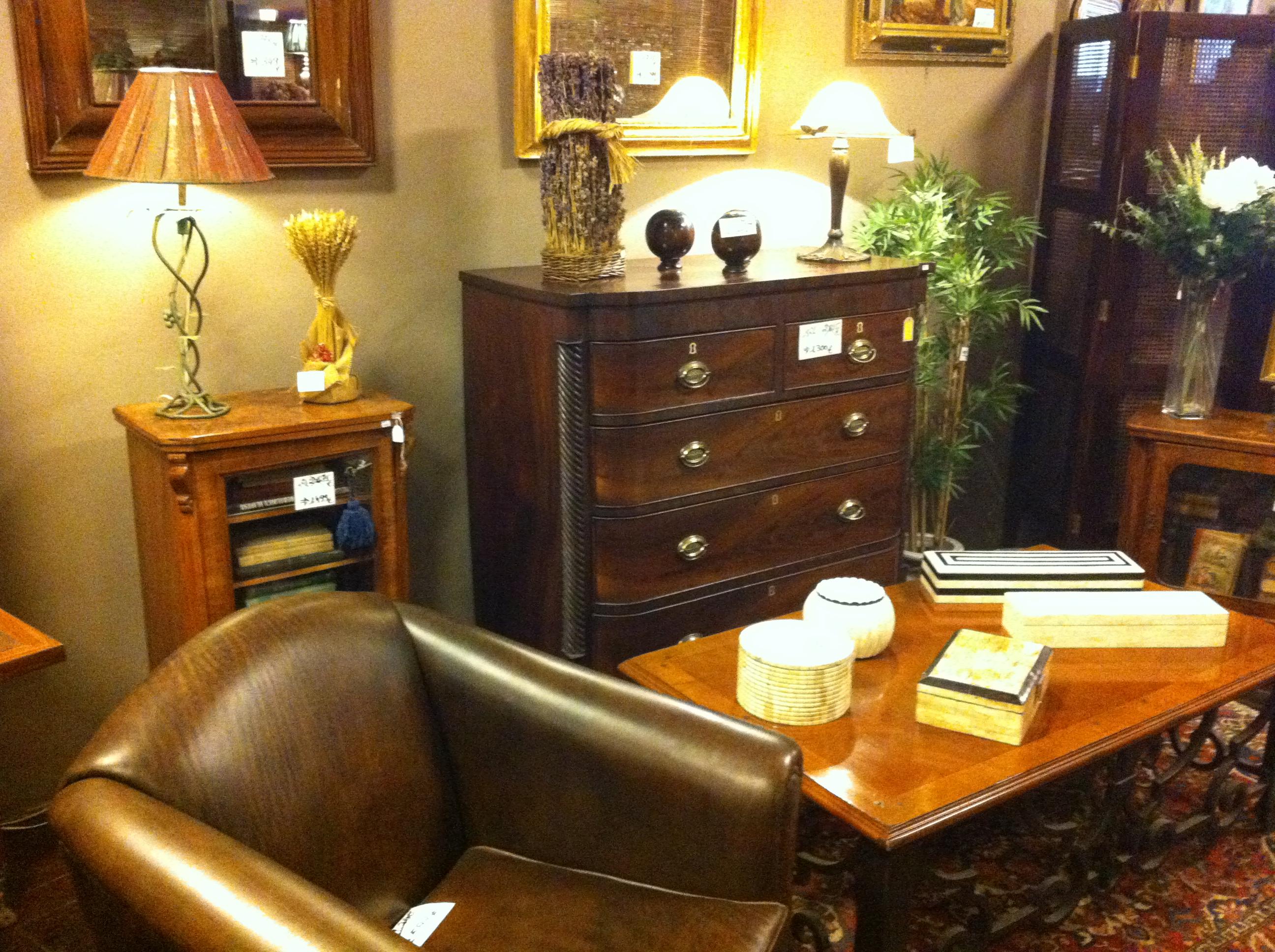 Antiguedades y muebles clásicos