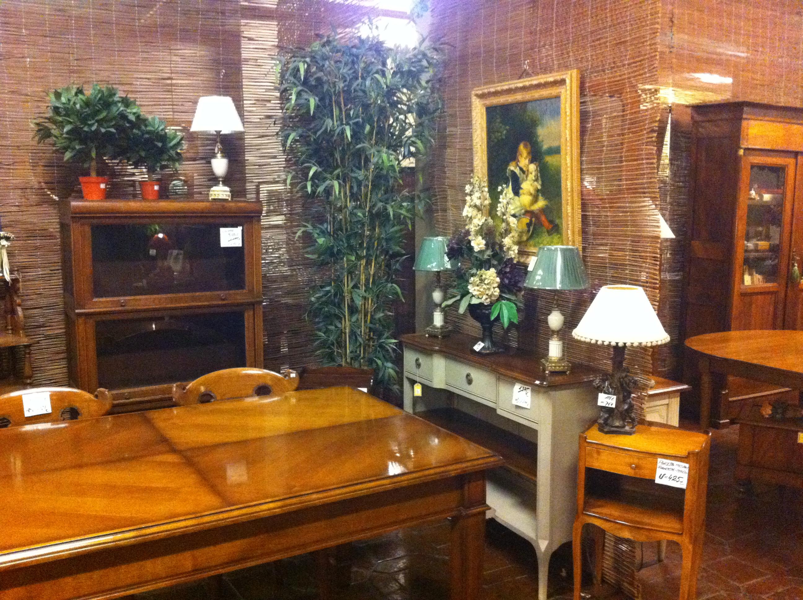 mercadillo muebles madrid