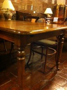 Mesas de comedor victorianas clasicas madrid Mesa comedor clasica